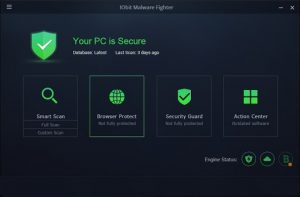 Iobit Malware Fighter Pro Crack With License Key Complete Version Download