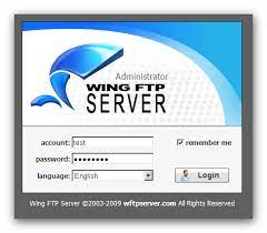 Wing FTP Server Corporate Crack With License Key Download [Updated]